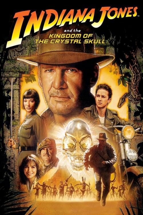 ดูหนังออนไลน์ฟรี Indiana Jones 4 and the Kingdom of the Crystal Skull (2008) ขุมทรัพย์สุดขอบฟ้า 4: อาณาจักรกะโหลกแก้ว
