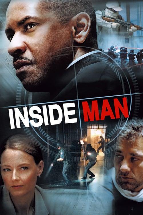 ดูหนังออนไลน์ฟรี Inside Man (2006) ล้วงแผนปล้น คนในปริศนา