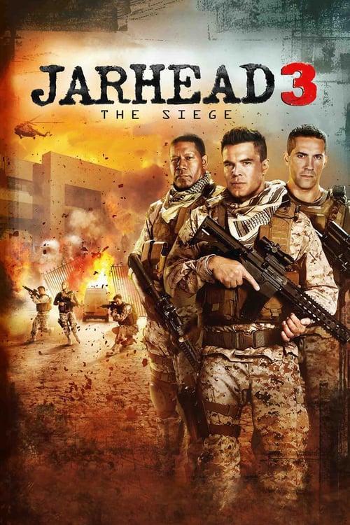 ดูหนังออนไลน์ฟรี Jarhead 3 The Siege (2016) จาร์เฮด 3 พลระห่ำสงครามนรก 3