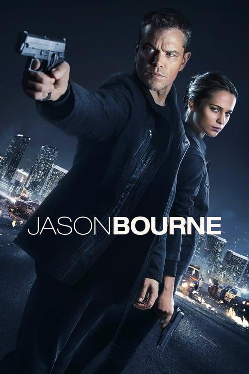 ดูหนังออนไลน์ฟรี Jason Bourne (2016) ยอดจารชนคนอันตราย