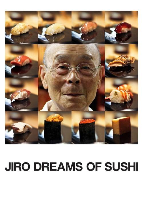 ดูหนังออนไลน์ฟรี Jiro Dreams of Sushi (2011) จิโระ เทพเจ้าซูชิ