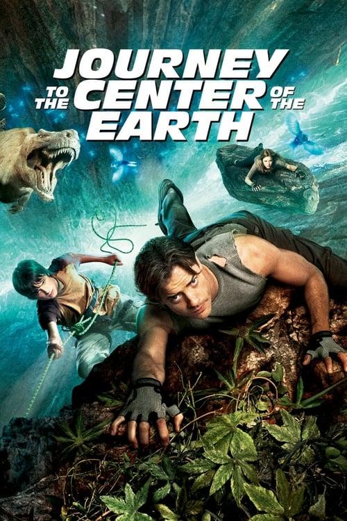 ดูหนังออนไลน์ฟรี Journey to the Center of the Earth (2008) ดิ่งทะลุสะดือโลก
