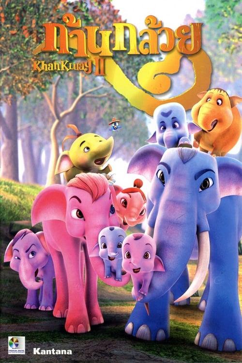 ดูหนังออนไลน์ฟรี Khan Kluay 2 (2009) ก้านกล้วย 2