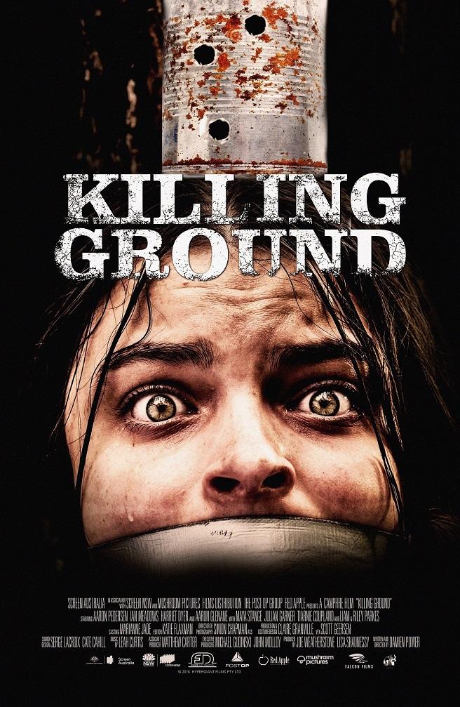 ดูหนังออนไลน์ฟรี Killing Ground (2016) แดนระยำ