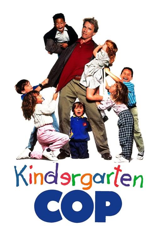 ดูหนังออนไลน์ฟรี Kindergarten Cop (1990) ตำรวจเหล็ก ปราบเด็กแสบ
