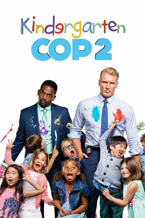 ดูหนังออนไลน์ฟรี Kindergarten Cop 2 (2016) ตำรวจเหล็ก ปราบเด็กแสบ 2