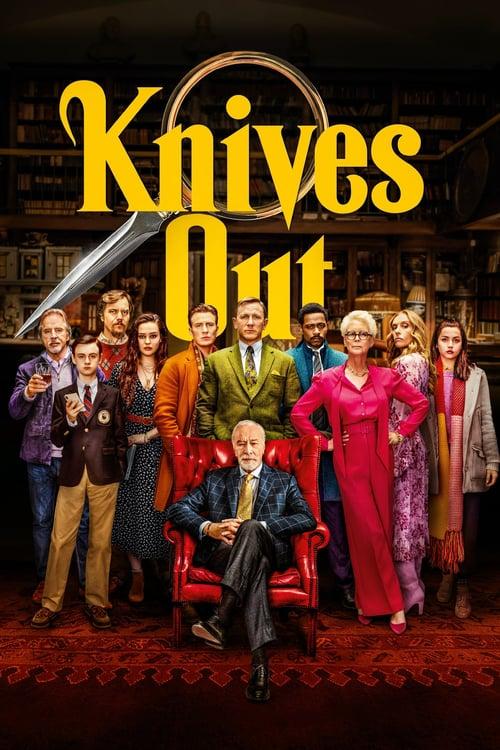 ดูหนังออนไลน์ฟรี Knives Out (2019) ฆาตกรรมหรรษา ใครฆ่าคุณปู่