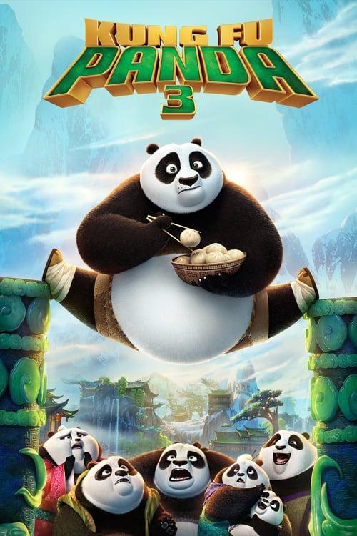 ดูหนังออนไลน์ฟรี Kung Fu Panda 3 (2016) กังฟูแพนด้า 3