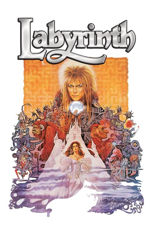 ดูหนังออนไลน์ฟรี Labyrinth (1986) มหัศจรรย์เขาวงกต