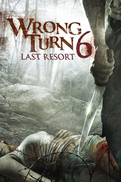 ดูหนังออนไลน์ฟรี Wrong Turn 6: Last Resort (2014) รีสอร์ทอำมหิต