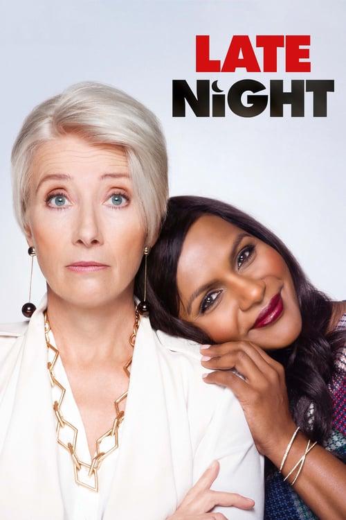 ดูหนังออนไลน์ฟรี Late Night (2019) (ซับไทย)