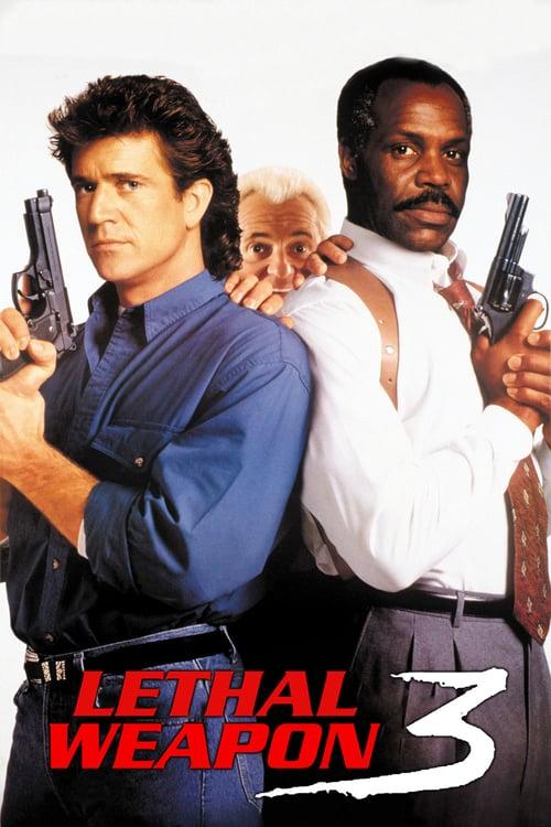 ดูหนังออนไลน์ฟรี Lethal Weapon 3 (1992) ริกส์ คนมหากาฬ 3