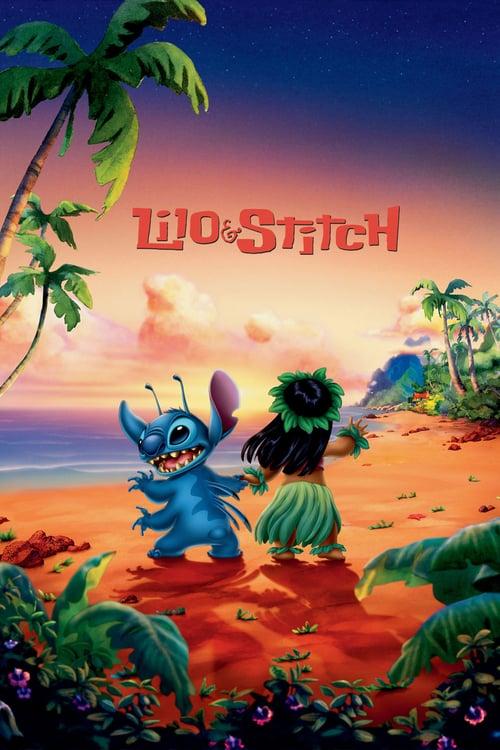 ดูหนังออนไลน์ฟรี Lilo & Stitch (2002) ลีโล่ แอนด์ สติทซ์