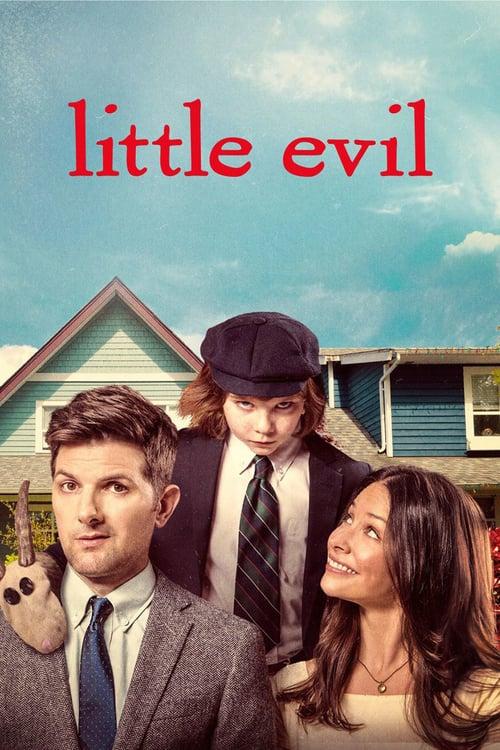ดูหนังออนไลน์ฟรี Little Evil (2017) ลิตเติ้ล อีวิล