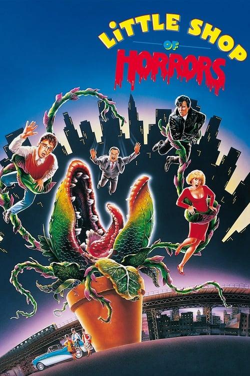 ดูหนังออนไลน์ฟรี Little Shop of Horrors (1986) ร้านน้อยค่อยๆโหด