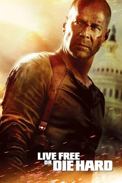 ดูหนังออนไลน์ฟรี Live Free or Die Hard (2007) ดาย ฮาร์ด 4 : ปลุกอึด ตายยาก