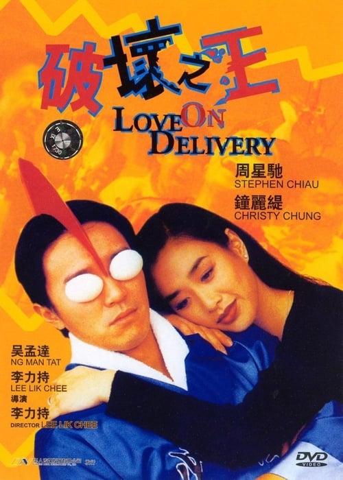 ดูหนังออนไลน์ฟรี Love on Delivery (1994) โลกบอกว่าข้าต้องใหญ่