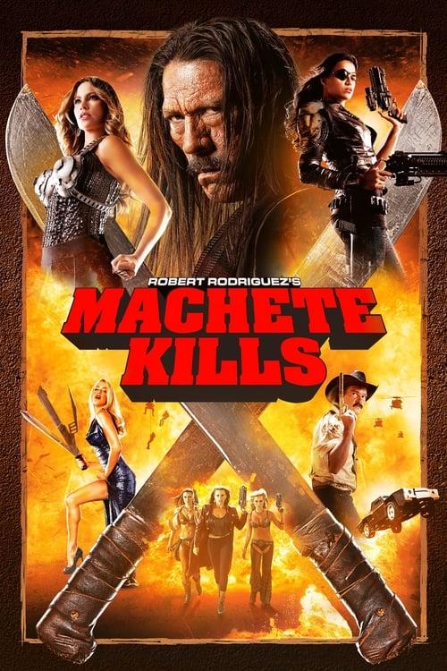 ดูหนังออนไลน์ฟรี Machete Kills (2013) คนระห่ำ ดุกระฉูด