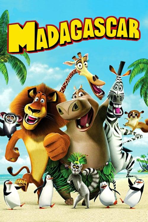 ดูหนังออนไลน์ฟรี Madagascar 1 (2005) มาดากาสการ์ 1