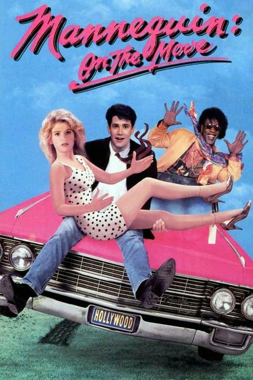 ดูหนังออนไลน์ฟรี Mannequin 2 On the Move (1991) เทวดาทำหล่น ภาค2