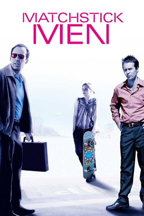 ดูหนังออนไลน์ฟรี Matchstick Men (2003) อัจฉริยะตุ๋น…เรือพ่วง