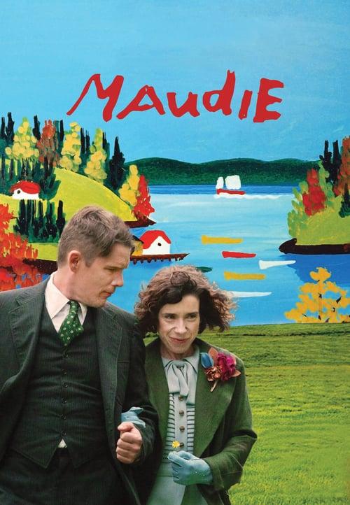 ดูหนังออนไลน์ฟรี Maudie (2016) มอดี้ จากวันนั้นถึงนิรันดร