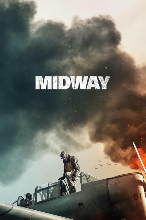 ดูหนังออนไลน์ฟรี Midway (2019) อเมริกา ถล่ม ญี่ปุ่น