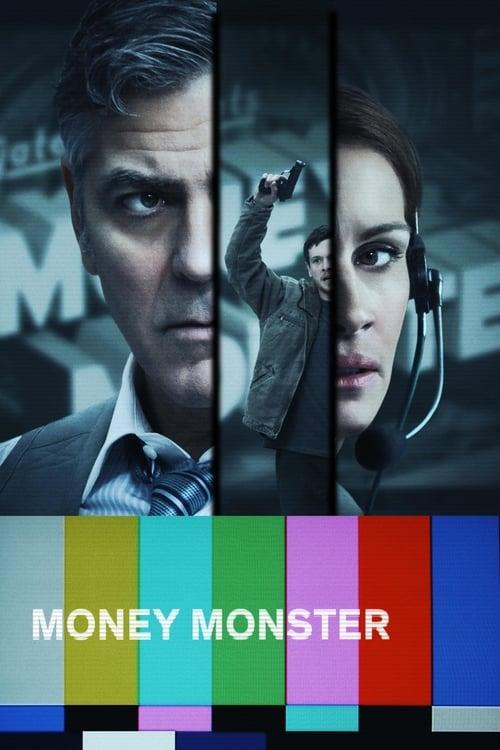 ดูหนังออนไลน์ฟรี Money Monster (2016) เกมการเงิน นรกออนแอร์