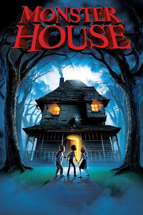 ดูหนังออนไลน์ฟรี Monster House (2006) บ้านผีสิง
