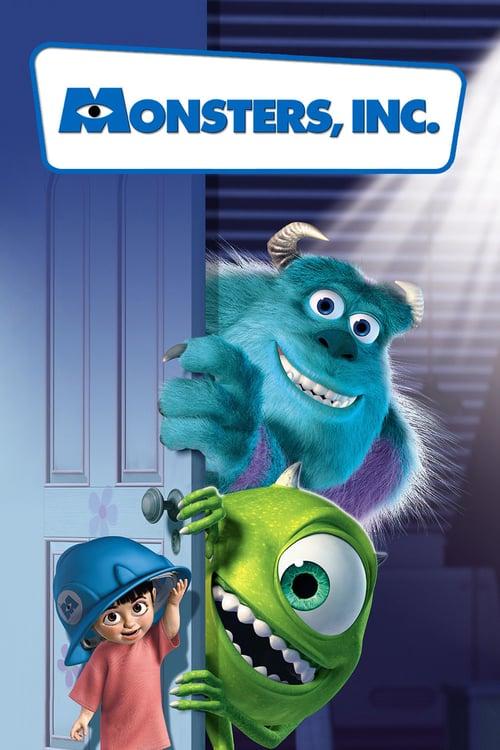 ดูหนังออนไลน์ฟรี Monster Inc. (2001) บริษัทรับจ้างหลอน (ไม่)จำกัด