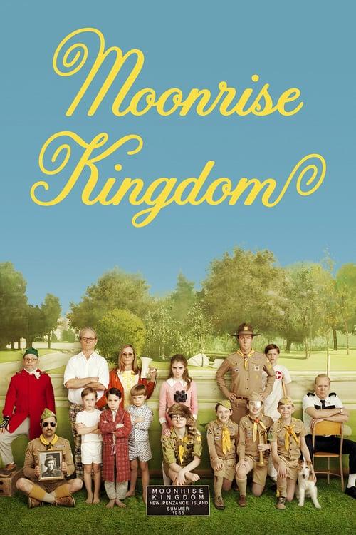 ดูหนังออนไลน์ฟรี Moonrise Kingdom (2012) คู่กิ๊กซ่าส์ สารพัดแสบ