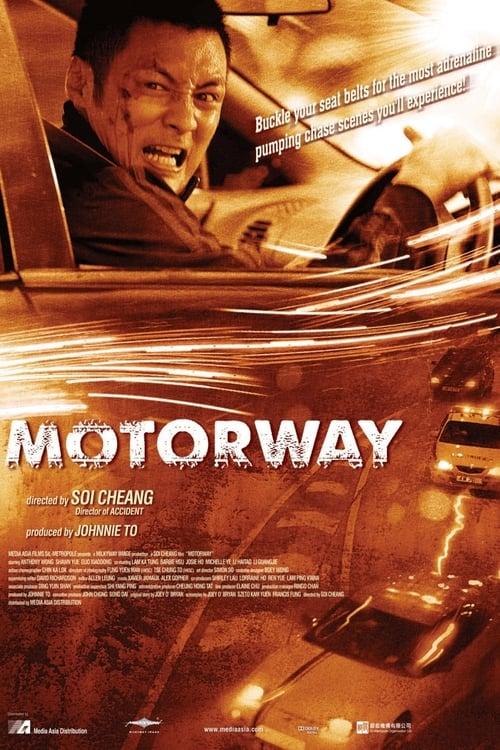 ดูหนังออนไลน์ฟรี Motorway (2012) 2 สิงห์ซิ่งเดือด