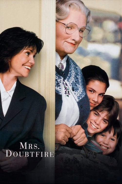 ดูหนังออนไลน์ฟรี Mrs. Doubtfire (1993) คุณนายเด๊าท์ไฟร์ พี่เลี้ยงหัวใจหนุงหนิง