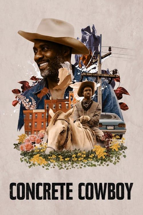 ดูหนังออนไลน์ฟรี [NETFLIX] Concrete Cowboy (2021) คอนกรีต คาวบอย