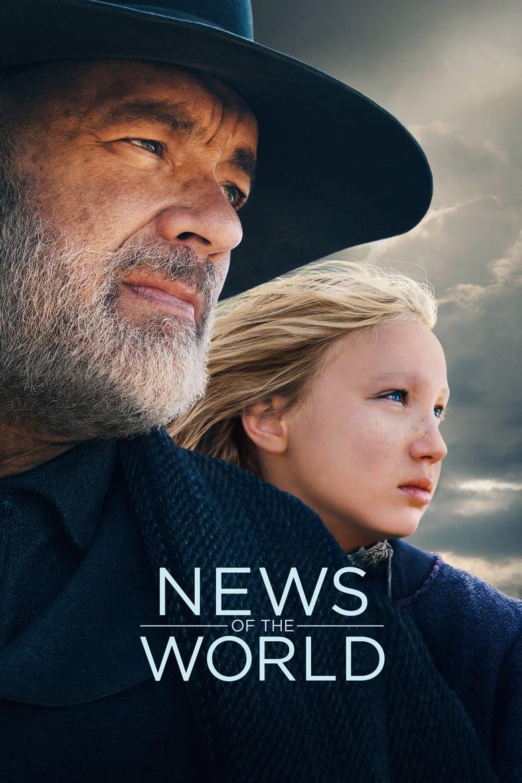 ดูหนังออนไลน์ฟรี [NETFLIX] News of the World (2020) สู่เส้นทางกลับบ้าน
