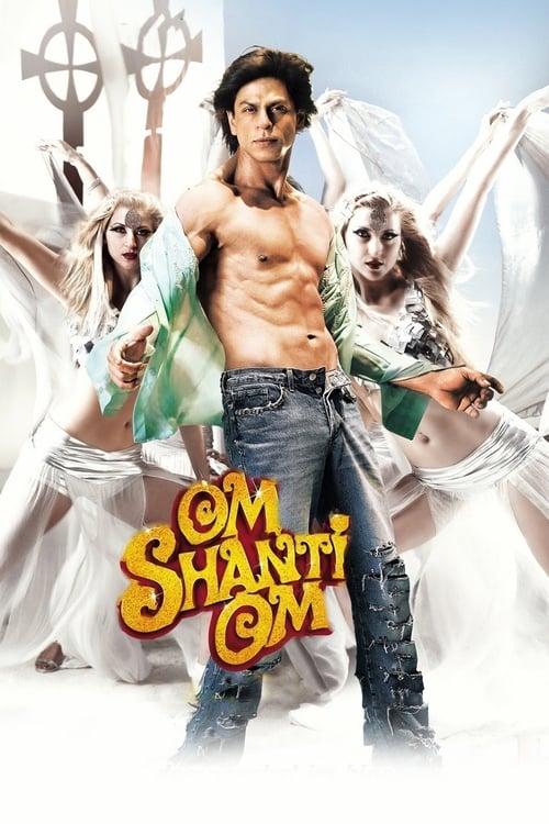 ดูหนังออนไลน์ฟรี [NETFLIX] Om Shanti Om (2007) รักข้ามภพ