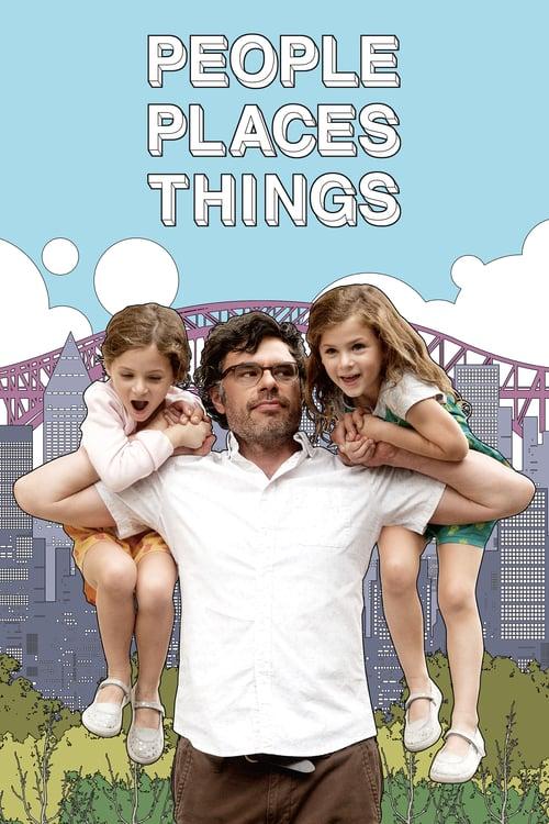 ดูหนังออนไลน์ฟรี [NETFLIX] People Places Things (2015) หัวใจว้าวุ่น คุณพ่อเลี้ยงเดี่ยว
