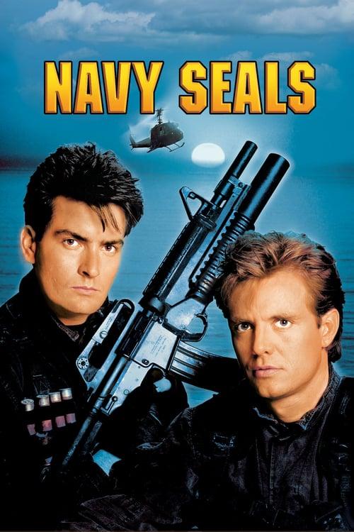 ดูหนังออนไลน์ฟรี Navy Seals (1990) ยึด