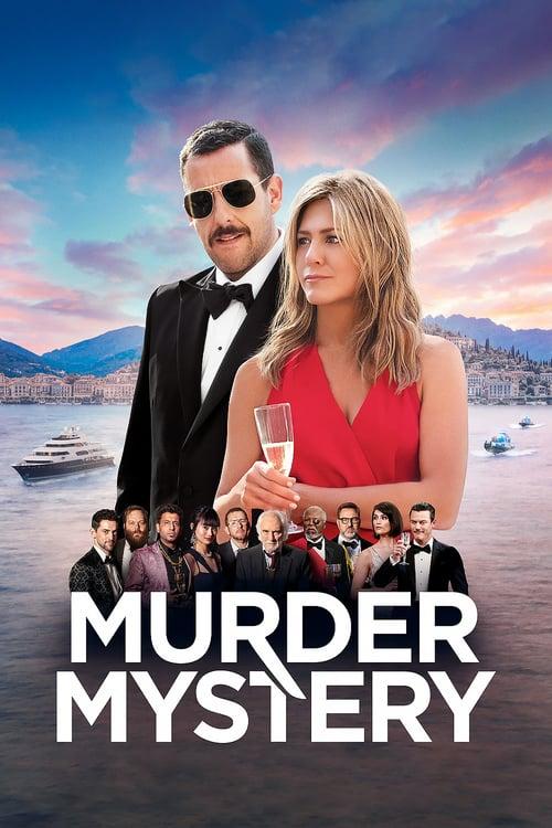 ดูหนังออนไลน์ฟรี [Netflix] Murder Mystery (2019) ปริศนาฮันนีมูนอลวน