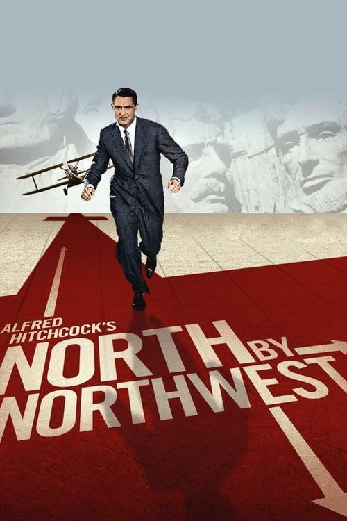 ดูหนังออนไลน์ฟรี North by Northwest (1959) เหนือมฤตยู