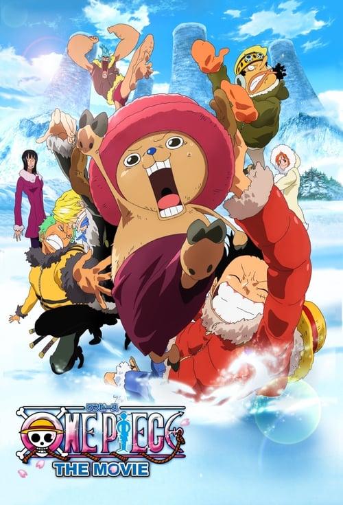 ดูหนังออนไลน์ฟรี One Piece The Movie 09 (2008) วันพีช มูฟวี่ ปาฏิหาริย์ดอกซากุระบานในฤดูหนาว (ซับไทย)