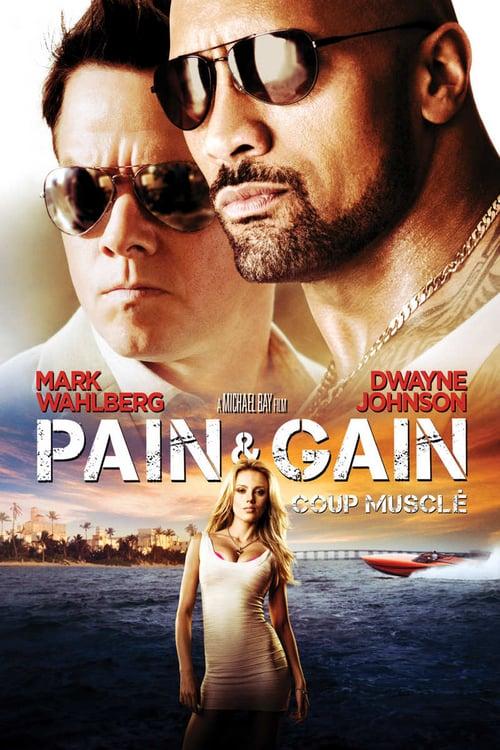 ดูหนังออนไลน์ฟรี Pain and Gain (2013) ไม่เจ็บ ไม่รวย