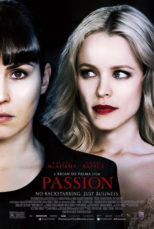 ดูหนังออนไลน์ฟรี Passion (2012) พิศวาสรักลวงแค้น
