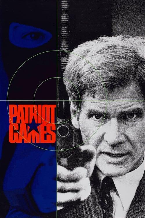 ดูหนังออนไลน์ฟรี Patriot Games (1992) เกมอำมหิตข้ามโลก