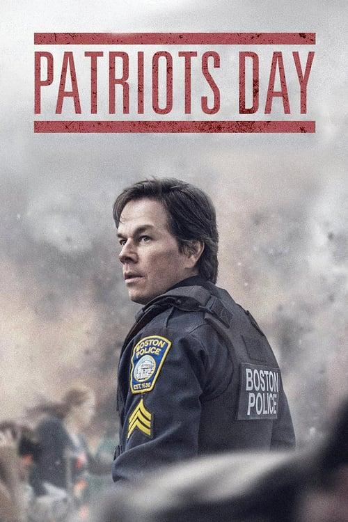ดูหนังออนไลน์ฟรี Patriots Day (2016) วินาศกรรมปิดเมือง