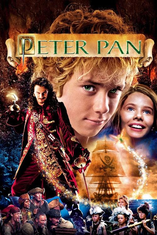 ดูหนังออนไลน์ฟรี Peter pan (2003) ปีเตอร์ แพน