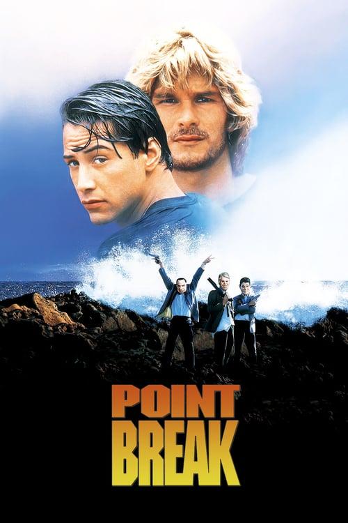 ดูหนังออนไลน์ฟรี Point Break(1991) คลื่นบ้ากระแทกคลื่นบ้า