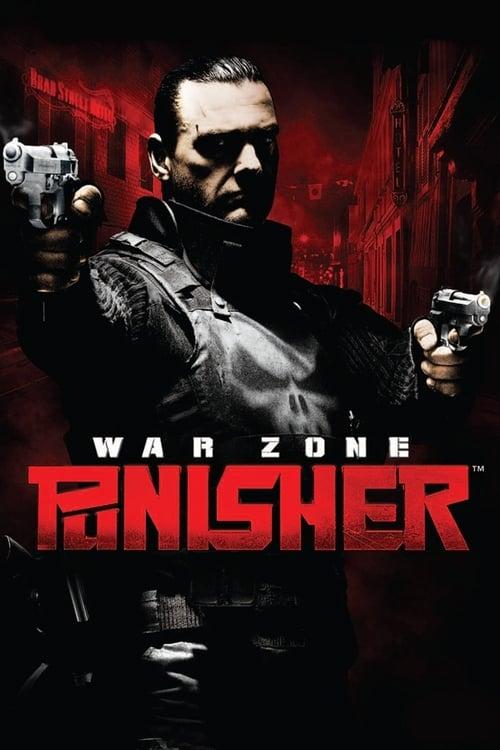 ดูหนังออนไลน์ฟรี Punisher War Zone (2008) สงครามเพชฌฆาตมหากาฬ