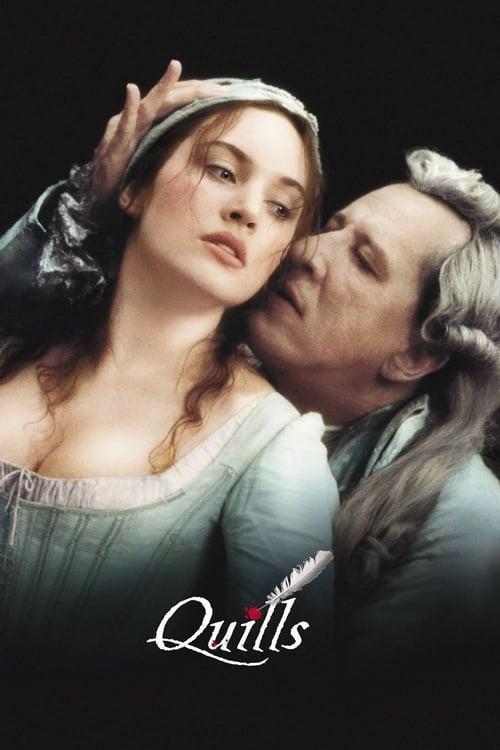 ดูหนังออนไลน์ฟรี Quills (2000) นิยายโลกีย์ กวีฉาวโลก