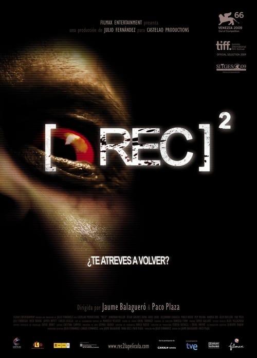 ดูหนังออนไลน์ฟรี [REC] 2 (2009) ปิดตึกสยอง